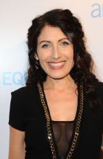 LISA EDELSTEIN at Animal Equality Global Action Annual Gala in Los Angeles 12/02/2017
