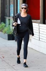 LISA RINNA Heading to Yoga Class in Studio City 12/30/2017