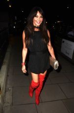 LIZZIE CUNDY at Jorgie Porter