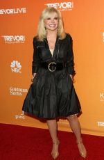LONI ANDERSON at Trevor Project's 2017 Trevorlive Gala in Los Angeles 12/03/2017