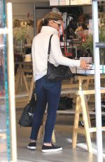 LORI LOUGHLIN Out Shopping in Beverly Hills 12/18/2017