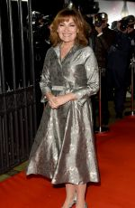 LORRAINE KELLY at The Sun Military Awards in London 12/13/2017