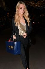 LOTTIE MOSS at Polo Bear Holiday Dinner at Ralph