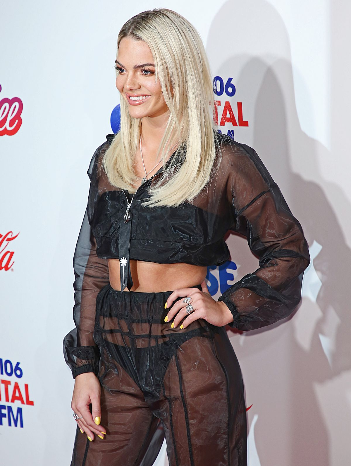 Louisa johnson see through new photo