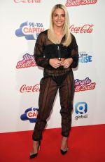 LOUISA JOHNSON at Capital's Jingle Bell Ball at O2 Arena in London 12/09/2017