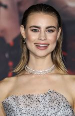 LUCY FRY at Bright Premiere in Los Angeles 12/13/2017