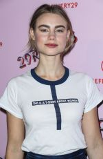 LUCY FRY at Refinery29 29Rooms Los Angeles: Turn It Into Art Opening Party 12/06/2017