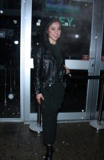 LYRICA OKANO Arrives at Build Series in New York 12/15/2017