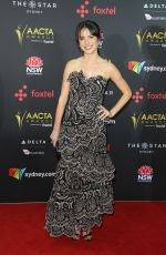 MADELEINE CLUNIES-ROSS at 2017 AACTA Awards in Sydney 12/06/2017
