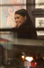 MADISON BEER Gets a Tattoo on Ankle at a Tattoo Shop in Santa Monica 12/06/2017