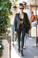 MADISON BEER Out and About in Los Angeles 12/27/2017
