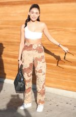 MADISON BEER Out for Lunch at Jon & Vinny
