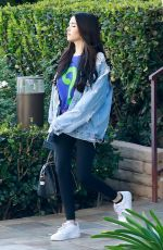 MADISON BEER Out for Lunch in Los Angeles 12/01/2017