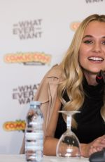 MADISON ISEMAN at Comic-con in Portugal 2017 12/16/2017