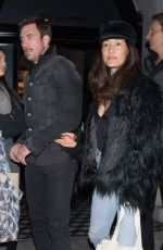 MAGGIE Q and Dylan McDermott at Craig
