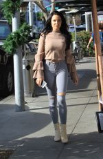 MARA TEIGEN Out Shopping in Beverly Hills 12/18/2017