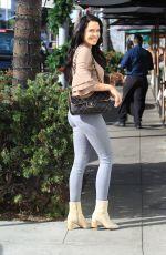 MARA TEIGEN Out Shopping in Beverly Hills 12/18/2017