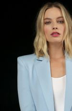 MARGOT ROBBIE for Los Angeles Times The Envelope Portrait, December 2017