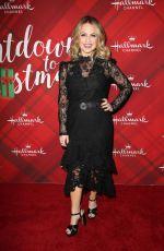 MARIA PROVENZANO at Christmas at Holly Lodge Screening in Los Angeles 12/04/2017