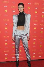 MARIAH STRONGIN at The Assassination of Gianni Versace: American Crime Story Premiere in New York 12/11/2017