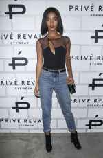 MARIANA DIALLO at Prive Revaux Eyewear's Flagship Launch in New York 12/04/2017
