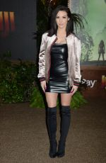 MARIE SHAY at Jumanji: Welcome to the Jungle Premiere in Los Angeles 12/11/2017