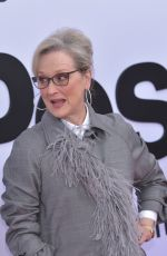MARYL STREEP at The Post Premiere in Washington 12/14/2017