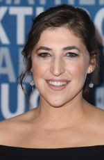 MAYIM BIALIK at 2017 Breakthrough Prize Ceremony in Mountain View 12/03/2017