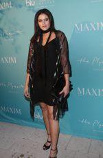 MAYTEE MARTINEZ at Maxim Magazine, December Issue Party in Miami 12/08/2017