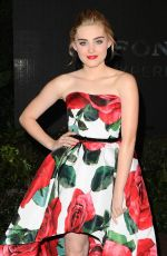 MEG DONNELLY at Jumanji: Welcome to the Jungle Premiere in Los Angeles 12/11/2017