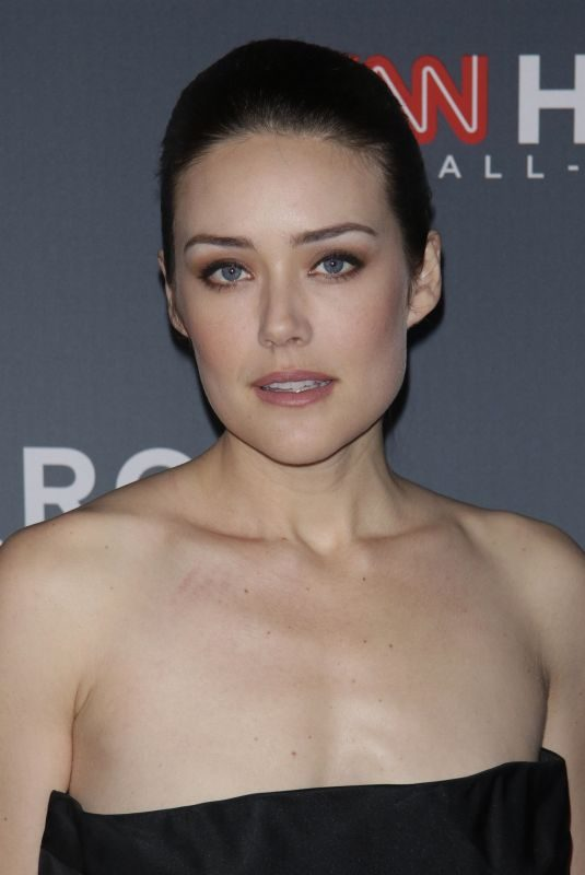 MEGAN BOONE at 11th Annual CNN Heroes: An All-star Tribute in New York 12/17/2017