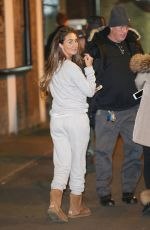 MEGAN MCKENNA at Music Bank in London 12/01/2017