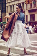 MEGHAN MARKLE for Elle Magazine, France December 2017