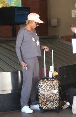 MELANIE BROWN at LAX Airport in Los Angeles 12/14/2017