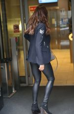 MELANIE SYKES Arrives at Radio 2 New Years Eve Special in London 12/31/2017