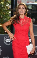 MELANIE SYKES at Tric Awards Christmas Lunch in London 12/12/2017