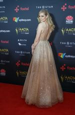MELINA VIDLER at 2017 AACTA Awards in Sydney 12/06/2017