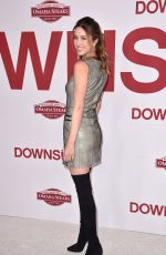 MELISSA BOLONA at Downsizing Premiere in Los Angeles 12/18/2017