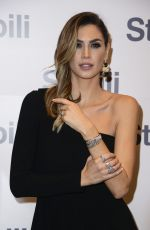 MELISSA SATTA at Stroili Boutique Opening in Citylife Shopping District  in Milan 12/01/2017