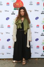 MIA MORRISSEY at Woolworths Carols in the Domain Pre-show VIP Party in Sydney 12/17/2017