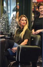 MICHAELLA MCCOLLUM at Monet Hair Salon in Belfast 12/30/2017