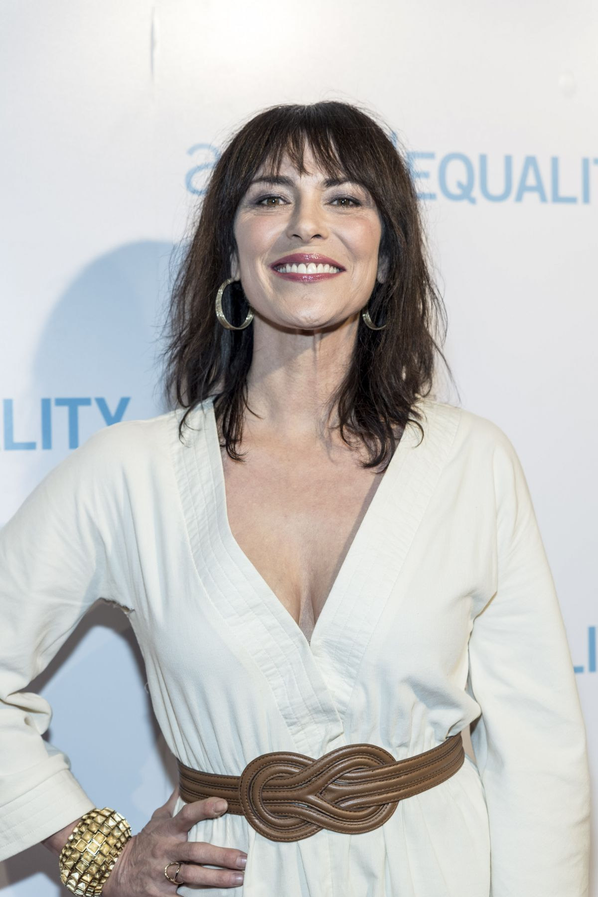 MICHELLE FORBES at Animal Equality Global Action Annual ... Michelle Forbes Birthday
