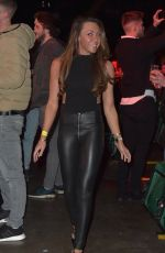 MICHELLE HEATON at Aaron Chalmers