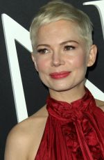 MICHELLE WILLIAMS at All the Money in the World Premiere in Beverly Hills 12/18/2017