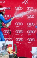 MIKAELA SHIFFRIN at Alpine Skiing Fis World Cup in Lienz 12/29/2017