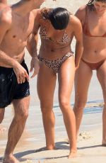 MIMI ELASHIRY in Bikini at Tamarama Beach 12/27/2017