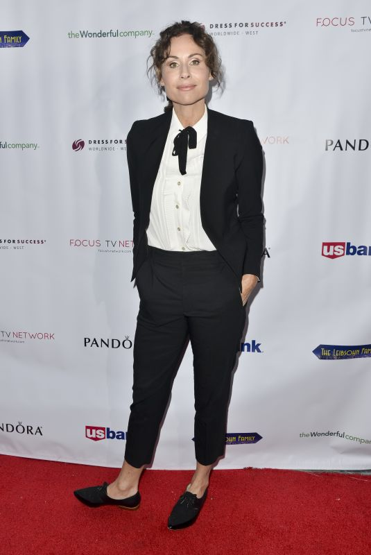 MINNIE DRIVER at Dress for Success Worldwide-West 7th Annual Shop for Success VIP Event in Los Angeles 11/30/2017