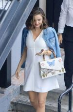 MIRANDA KERR Leaves Sephora in Santa Monica 12/03/2017