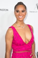 MISTY COPELAND at American Ballet Theatre Holiday Benefit Gala in Los Angeles 12/11/2017