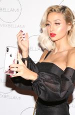 MODEL ROZ at Dove x Bellami Collection Launch Party in Culver City 12/02/2017